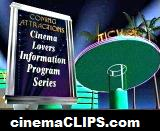 Movie reviews w/related trivia, based on the TV series CLIPS, celebrity interviews, fun trivia contest, win FREE DVDs.