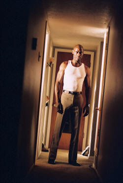 Lance Reddick as Frank in the movie TENNESSEE