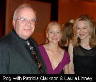 Patricia Clarkson and Laura Linney